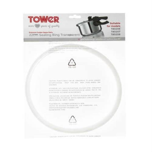 22 cm Tower Pressure Cooker Sealing Ring For Use