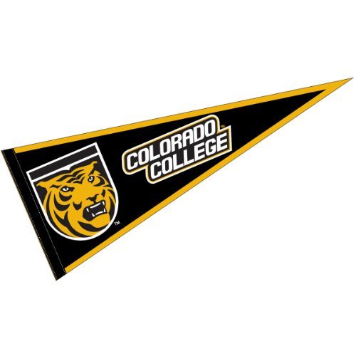 Colorado College Pennant Full Size Felt