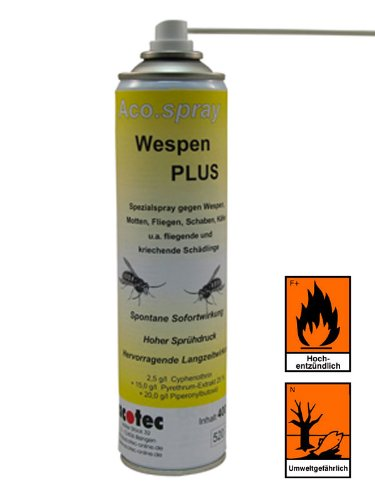 ACO.spray Wespen PLUS Wespenspray