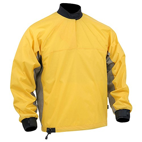 NRS Rio Top Paddle Jacket Yellow Large