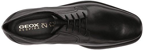 Geox Mens Mbrayden2fit1 Oxford Svart