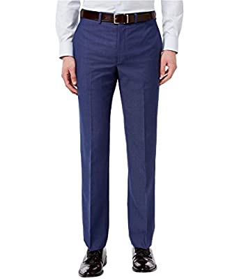 Calvin Klein Extra Slim Fit Men's Micro Checker Dress Pants