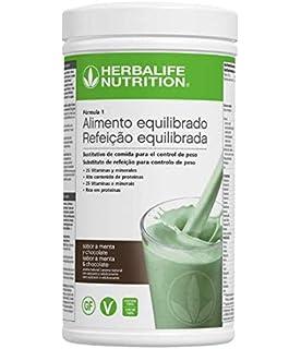 herbalife batido F1 chocolate y menta: Amazon.es: Electrónica
