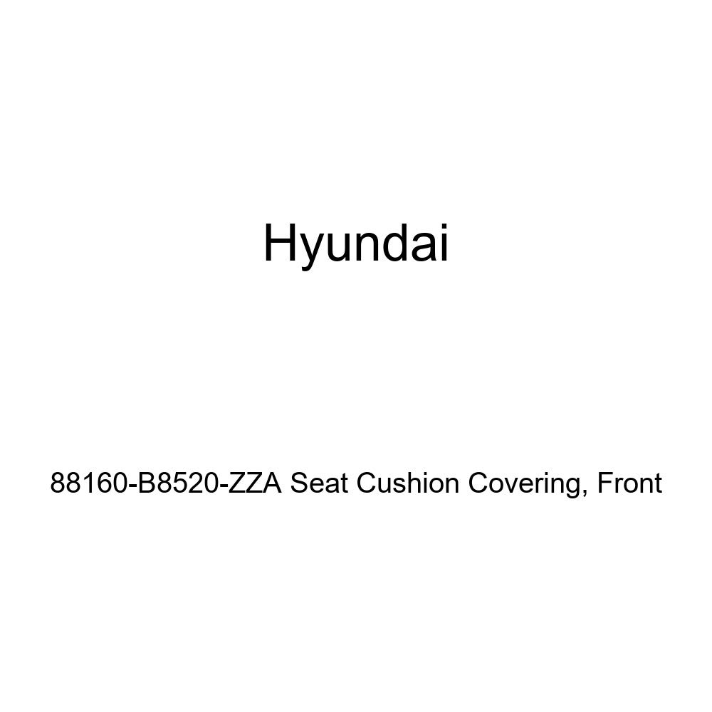 Genuine Hyundai 88160-B8520-ZZA Seat Cushion Covering Front
