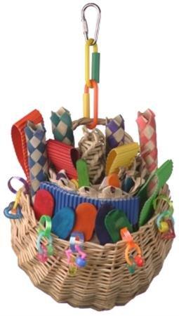 migliore marca Super Bird Creations SB00669 SB00669 SB00669 Foraggiamento basket giocattolo  prezzi bassi di tutti i giorni