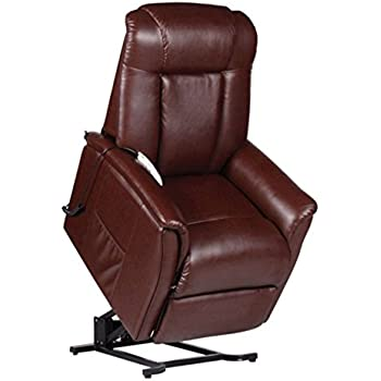 Amazoncom Serta Perfect Lift Chair This Plush Comfort Recliner
