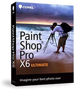 Corel Corporation - PaintShop Pro X6 Ultimate EN