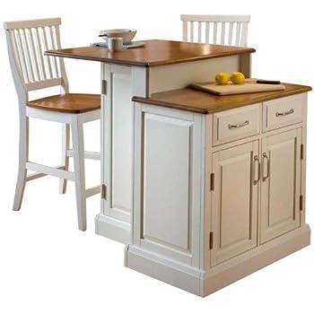 Amazon Com Home Styles 5020 948 Monarch Kitchen Island