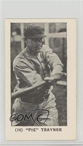 Pie Traynor (Baseball Card) 1972 TCMA 1928 F50 Ice Cream ...