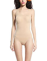 Women's Seam Free Body Shaper Slimming Bodysuits...