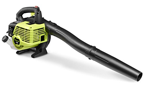 Poulan PLB26, 26cc 2-Cycle Gas 430 CFM 190 MPH Handheld Leaf Blower (Best Gas Powered Leaf Blower)