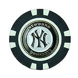 Team Golf New York Yankees Golf Chip with Marker - Bulk