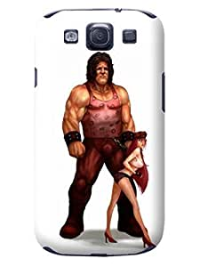 3D fantastic pictures Hard skin back with texture for For Iphone 4/4S Case Cover (Street Fighter Iv) Fashion E-Mall