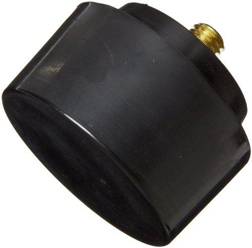 (Nupla 15248 Nylon Hard Non-Sparking Quick-Change Hammer Tip, 2.5