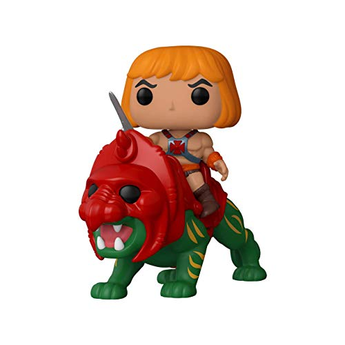 Pop! Ride Masters of The Universe - He-Man on Battle Cat