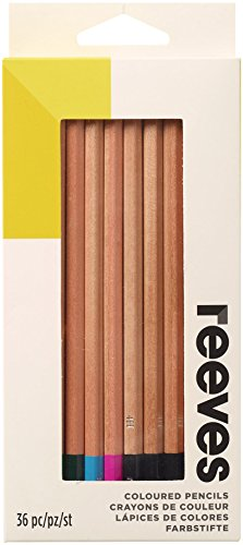 Reeves Colored Pencils, Set of 36