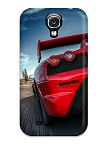 New Style Michael Volpe Car Dekstop Premium Tpu Cover Case For Galaxy S4