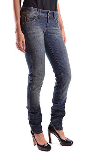 Mcbi18890 Jeans Algodon Azul Galliano Mujer PqzpH