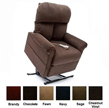 Mega Motion Power Easy Comfort Lift Chair Lifting Recliner LC-100 Infinite  Position Rising Electric