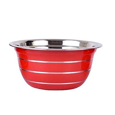 Kosma Premium Stainless Steel Extra Deep Mixing Bowl in Colour