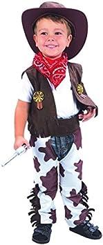 Disfraz de vaquero para niño: Amazon.es: Juguetes y juegos