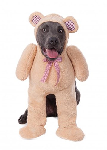 Rubie's Costume Co Big Dog's Walking Teddy Bear Pet Costume, XX-Large for $<!--$44.10-->