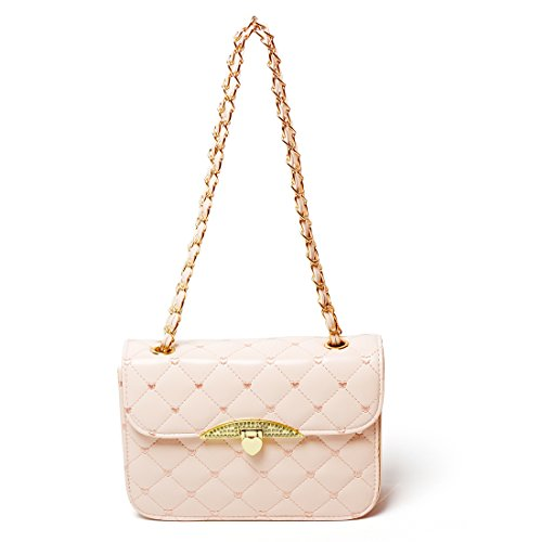 Quilted Vintage Shoulder Bag - 1