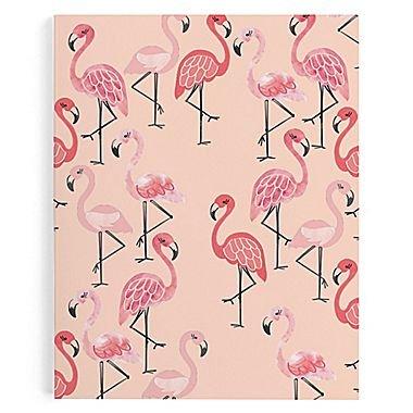 Erin Condren 6 Month Academic Planner, Flamingo (EC AP FLA)