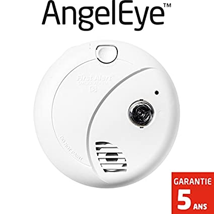AngelEye – Detector de humo AngelEye Lumiere so520-ae-fr