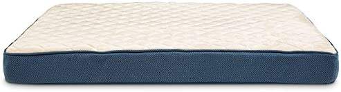 Doctors Foster Smith Orthopedic Lounger Dog Bed in Navy