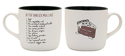 RECIPease Cake Mug (Banana Chocolate Chip)