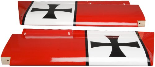 Great Planes Wing Set with Joiner Tube Giant Big Stik for ARF