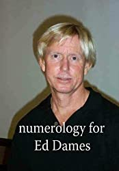Numerology for Ed Dames