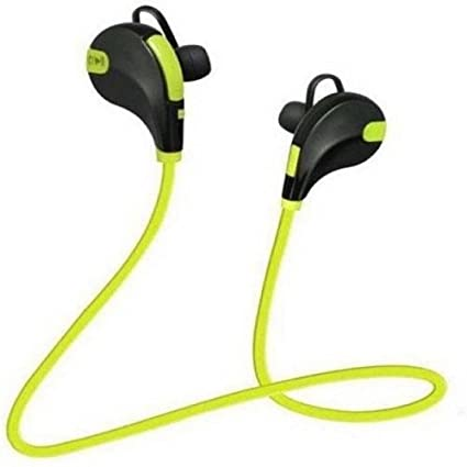 c9cfb5e1d23 Image Unavailable. Image not available for. Colour: jogger Bluetooth  Wireless Sports Headphones with Mic ...