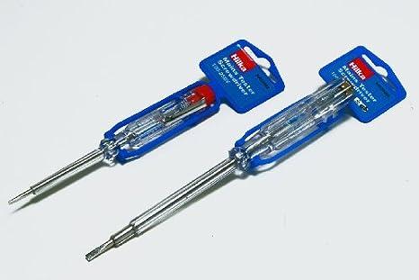 Hilka Tools 34010602 - Destornillador pequeño: Amazon.es: Bricolaje ...