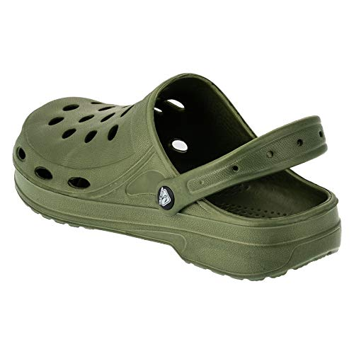Garten Clogs Pool Farben Schuhe M195gn In Grün Freizeit 2surf Pantoffel Strand Herren Vielen E5qUwx0