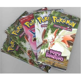 Pokemon EX Trading Card Game - Holon Phantoms Booster Packs (5-packs) [Misc.] by Pokémon