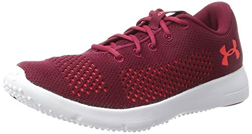 UA Armour Red Damen Schwarz Marathon Rapid W White Black Under Laufschuhe Currant wE1xf1