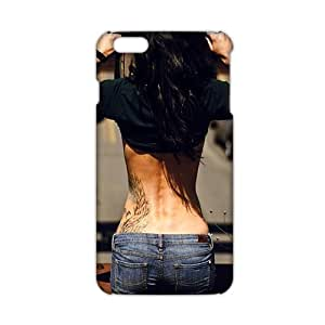 Fortune Mood Tattoo Fetish Boobs 3D Phone Case for iPhone6 plus