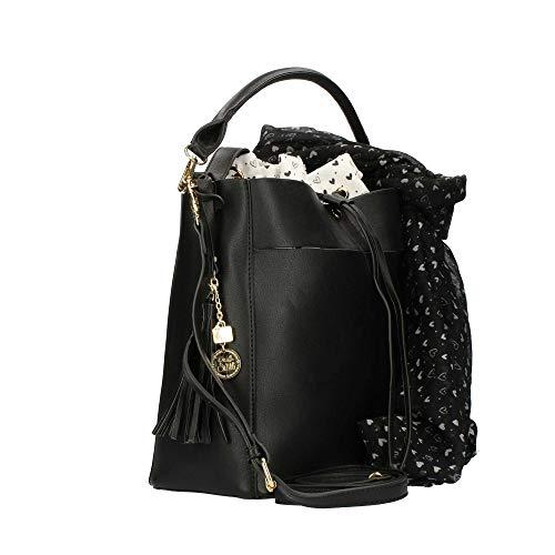 8572yvette Tu Bolsos Negro Blanco Pash Hombro Mujer Y Bag De 4F5EOqwxU