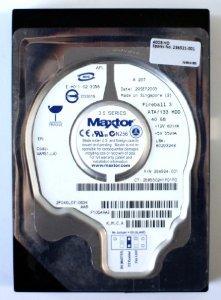 COMPAQ 236921-001 40.0GB IDE Hard Drive Maxtor Fireball 3 ATA/133 HDD 294924-001