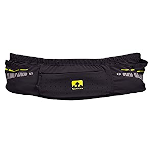Nathan NS4913 Vaporkrar Running Fitness Waist Pack with Soft 18oz Flask