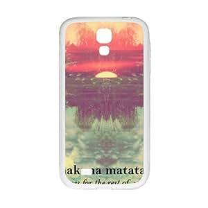Hakuna Matata Cell Phone Case for Samsung Galaxy S4