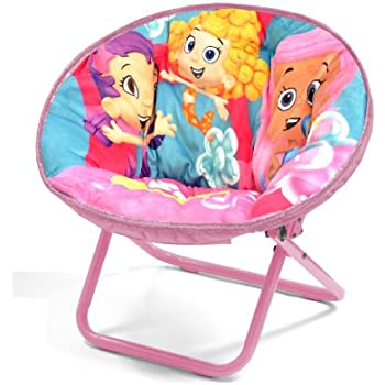 Amazon.com: Delta Children tapizado silla, BUBBLE GUPPIES: Baby