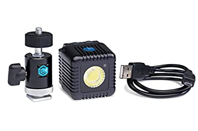 Lume Cube - Video Lighting Kit for Canon, Nikon, Sony, Lumix, Fujifilm, Olympus, Pentax