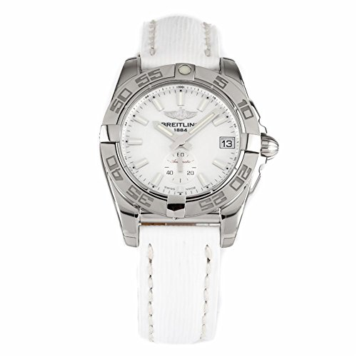 Breitling Galactic 36 swiss-automatic womens Watch A3733012/A788 (Certified Pre-owned)