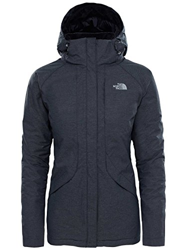Femme Face The Tnf Black Veste North Heather wA6H6qRP