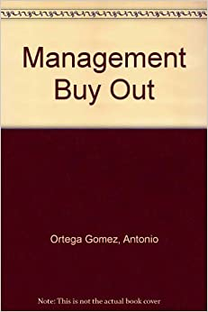 Book Management Buy Out (Spanish Edition)