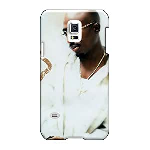 Shock Absorbent Hard Phone Cases For Samsung Galaxy S5 Mini With Support Your Personal Customized Nice 2 Pac Music Series EricHowe