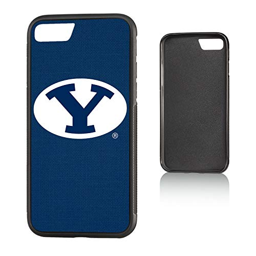 Keyscaper KBMPI7-0BYU-SOLID1 Brigham Young Cougars iPhone 8/7 Bump Case with BYU Solid ()